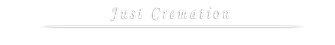 Just CremationLogo